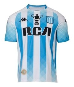 Camiseta titular Racing Club campeón 2018/19