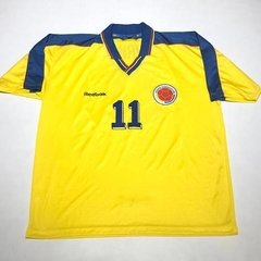 Camiseta Colombia Original De Epoca en internet