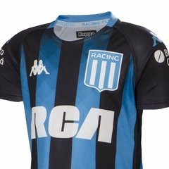 Camiseta alternativa niño Racing 2019