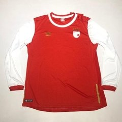Camiseta Umbro Independiente De Santa Fe Colombia M Larga !