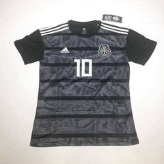 Camiseta Mexico alternativa 2019 #10 G. Dos Santos