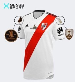 Camiseta River final Libertadores campeon