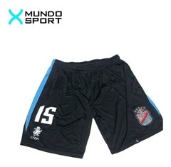 Short De Arsenal Alternativo Negro Lyon Con Numero Nuevos en internet
