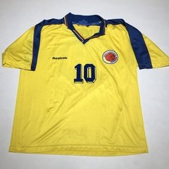 Camiseta Colombia Original De Epoca