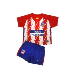 Kit de niño Atletico de Madrid titular camiseta y short 2019