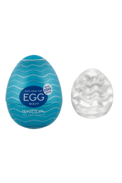Tenga Egg - Wavy Cool special edition na internet