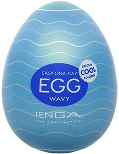 Tenga Egg - Wavy Cool special edition