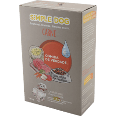 Simple Dog Carne 1,8 kg