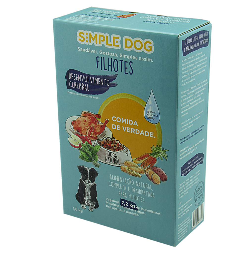 Simple Dog Filhotes 1,8 kg