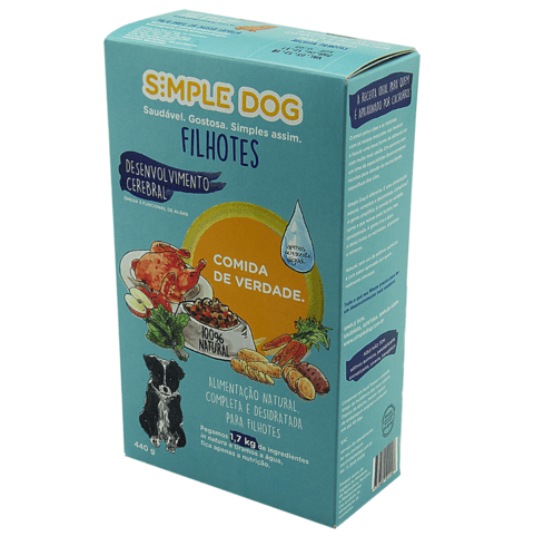 Simple Dog Filhotes 440 g
