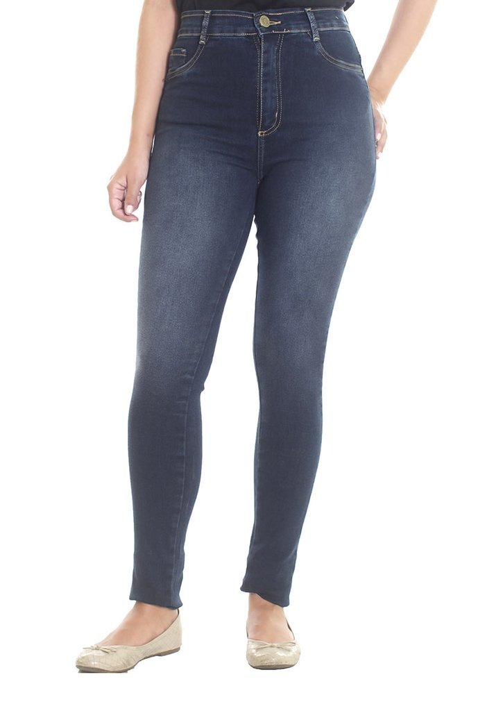 7d3e62178 Calça Jeans Sawary Jegging Hot Pants