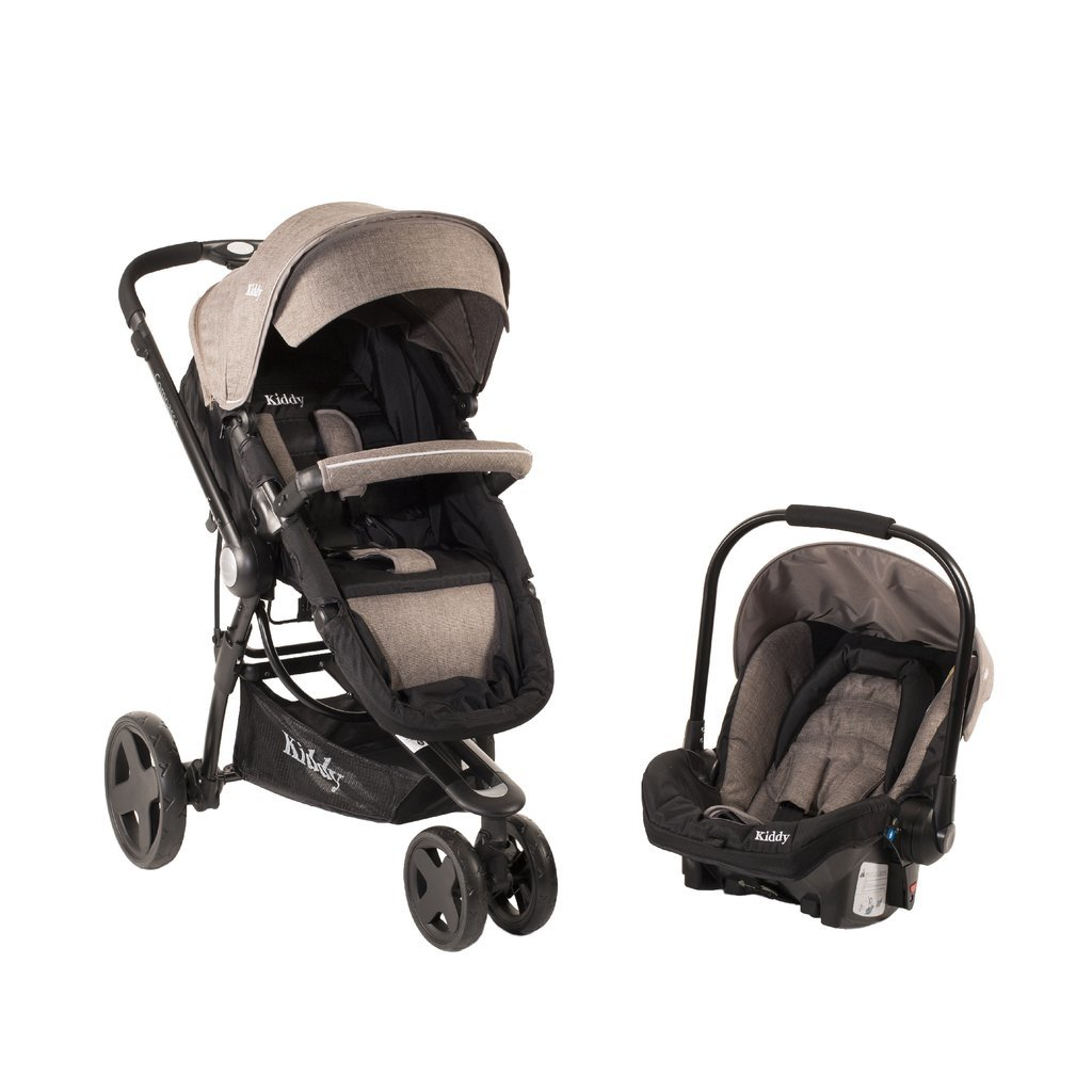 Travel System Compass Plus Kiddy