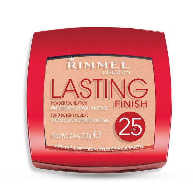 Rimmel Lasting Finish powder 25 hrs