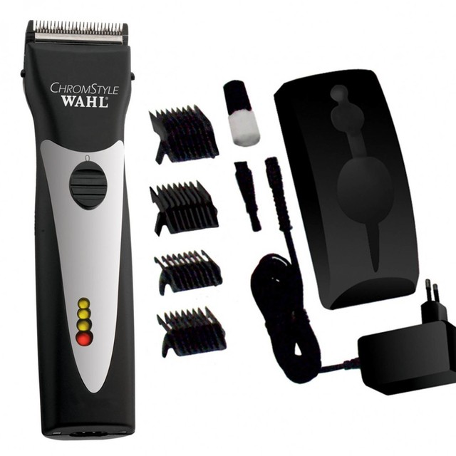 WAHL MAQUINA CHROM STYLE  RECARGABLE