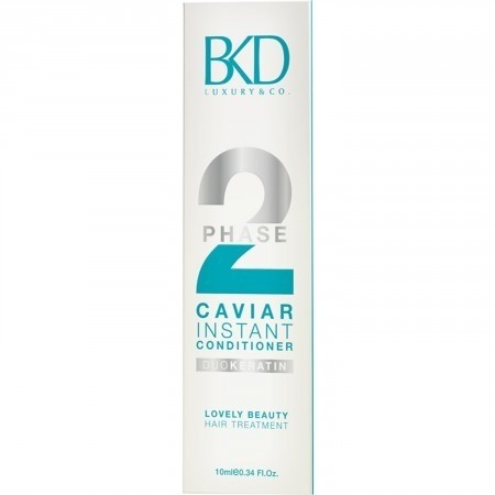 BKD CAVIAR 2PHASE INSTANT CONDITIONER LOVELY BEAUTY x 10