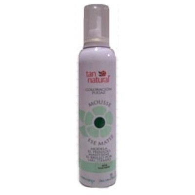 Tan Natural mousse matizador  270 ml