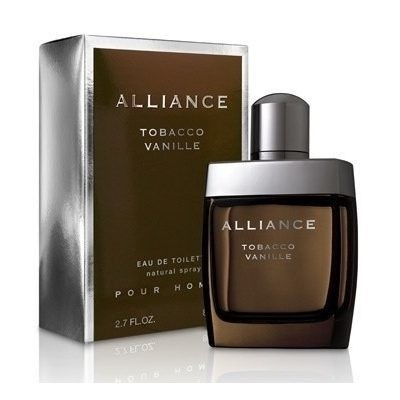 Alliance Tobacco Vanille By Carlos Benaim Edt 50ml Perfume