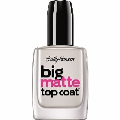 Big Matte Top Coat Sally Hansen Esmalte