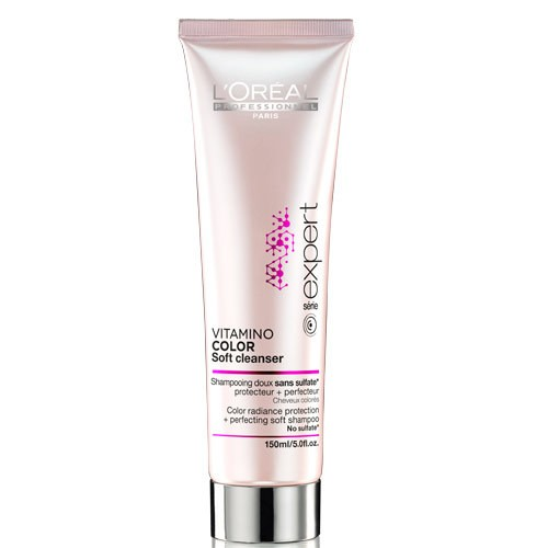 Loreal shampoo vitamino color soft cleaner expert 150ml