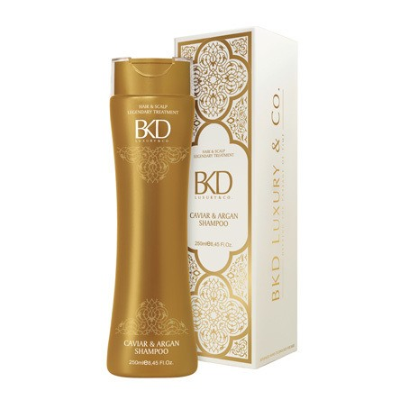 BKD LEGENDARY CAVIAR & ARGAN SHAMPOO 250 ml