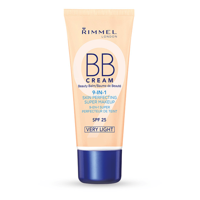 Rimmel BB Cream Light / Medium / Medium - dark    X30ml