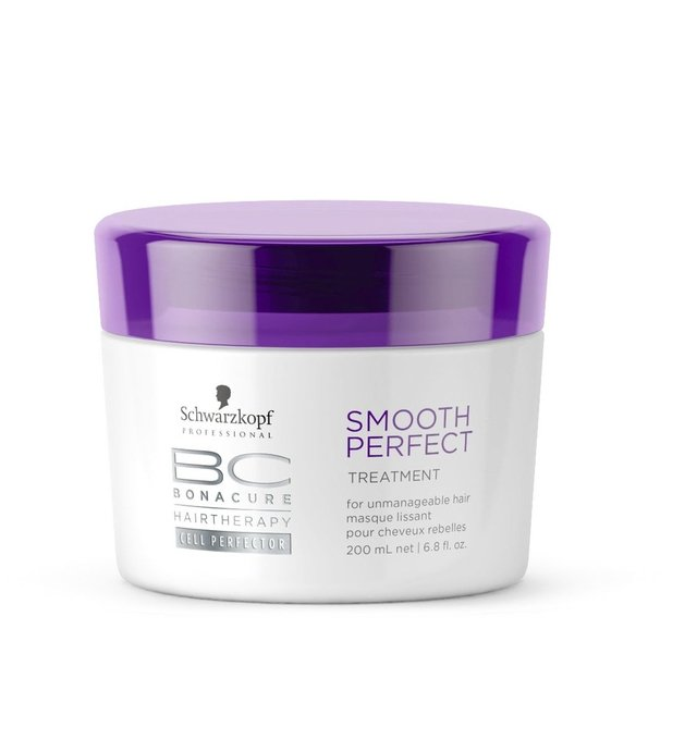 SCHWARZKOPF TRATAMIENTO  SMOOTH PERFECT X 200ml BONACURE