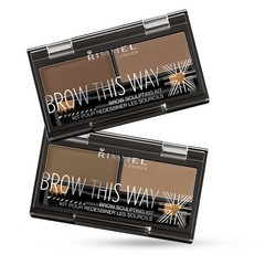 Rimmel Brow this way cejas