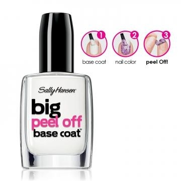 Sally Hansen big Peel Off Base Coat en internet