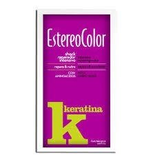 Tratamiento Estereo Color Keratina Shock Reparador Intensivo 50ml