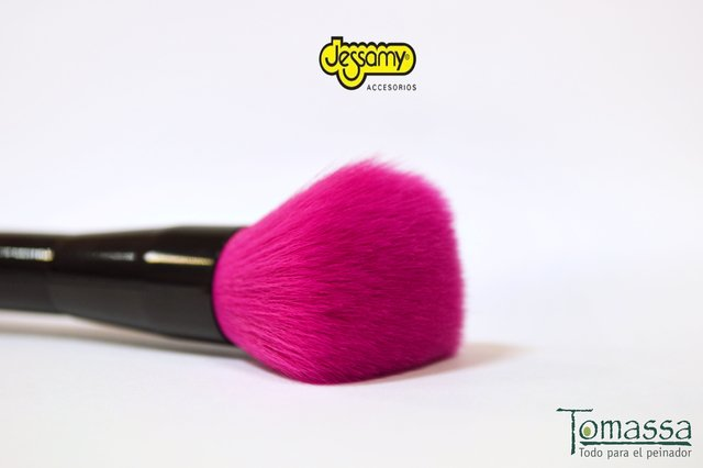 Pincel doble sponja mas brocha,  blending brush sponge Jessamy en internet