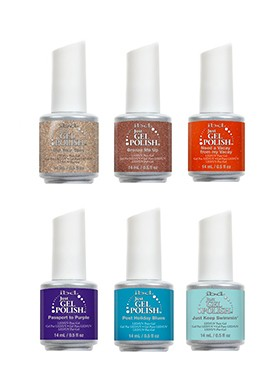 Combo 6 IBD Esmaltes Gel Polish (colores a eleccion)