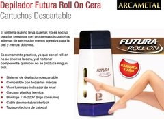 ARCAMETAL FUTURA ROLL ON X 1 en internet