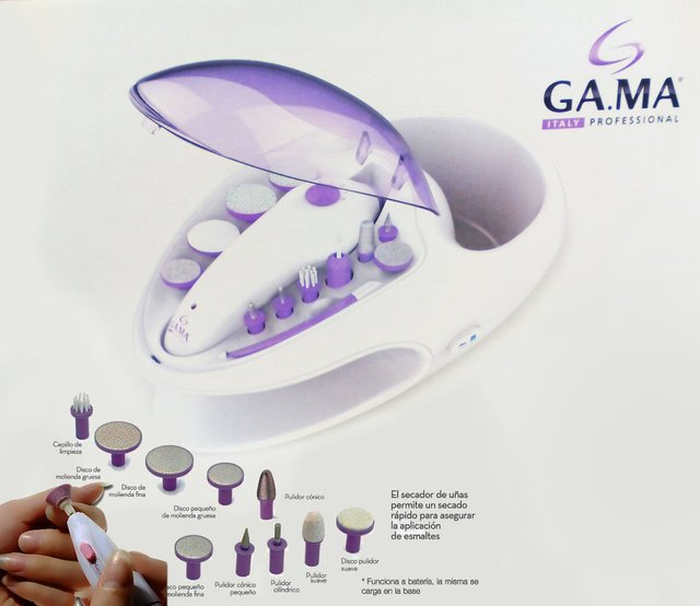 Nails spa Total Beauty Gama - comprar online