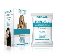 Otowil Mascara Hyaluric 6 soluciones 50gms