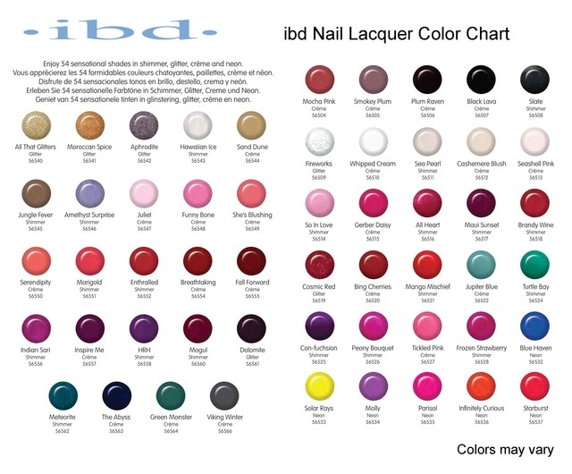 IBD Esmaltes Gel Polish en internet