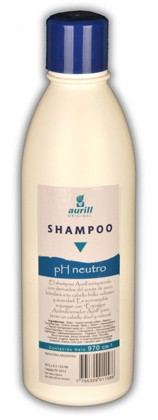 shampoo PH neutro aurill 1 L