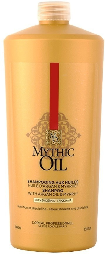 LOREAL SHAMPOO MYTHIC OIL THICK X 1000