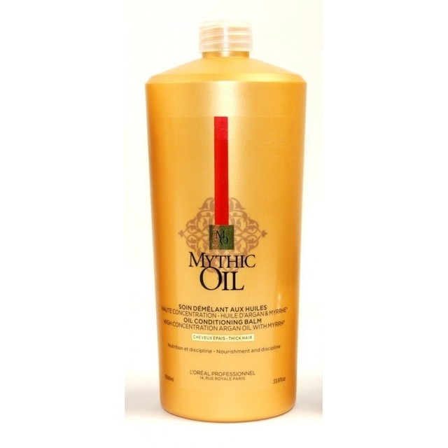 Loreal mythic oil conditioner 1000ml