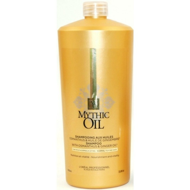 Loreal mythic oil Shampoo x1000ml