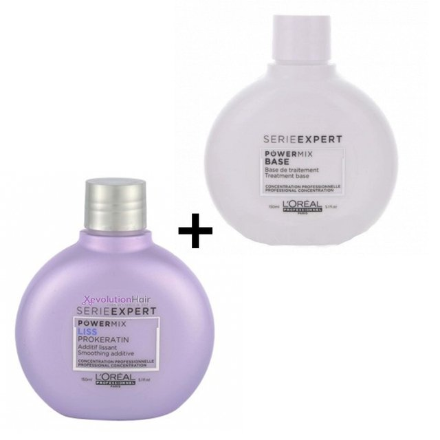 Loreal expert powermix 150 ml + power mix base 150 ml en internet