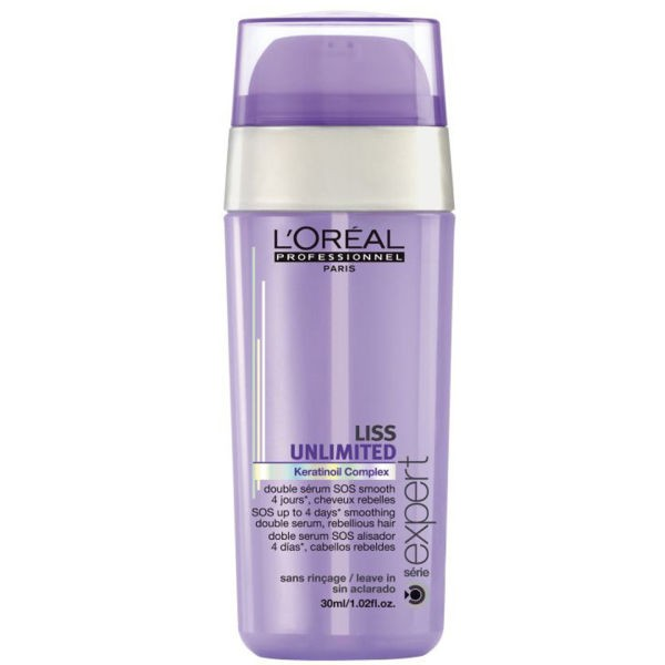 LOREAL  DOBLE SERUM LISS UNLIMITED x 30 ml