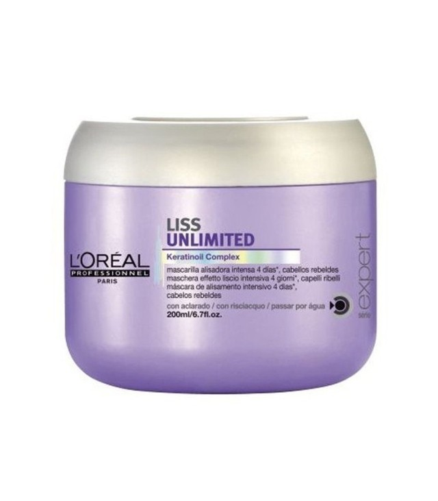 Loreal Liss Unlimited 200ml