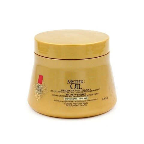 Loreal masque mythic oil
