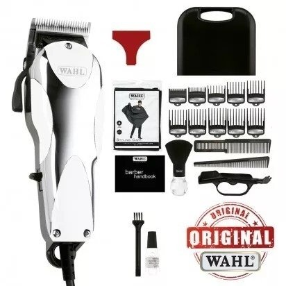 Maquina Corta Pelo Profesional Wahl Mens Method Usa