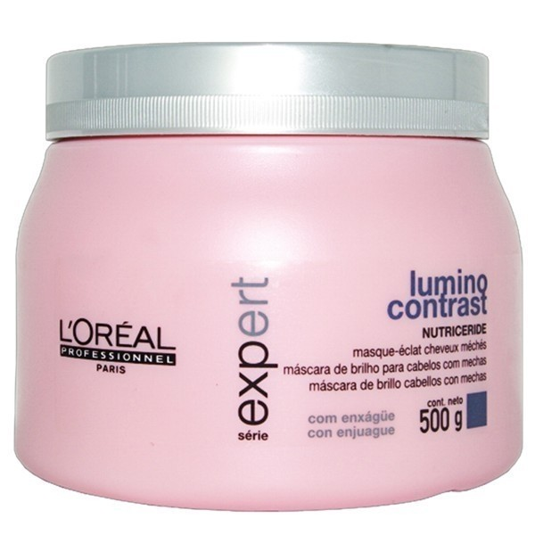 Loreal Mascarrilla Lumino Contrast 500 ml