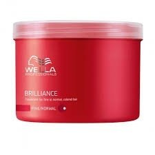WELLA MASCARA BRILLANCE 500 ml