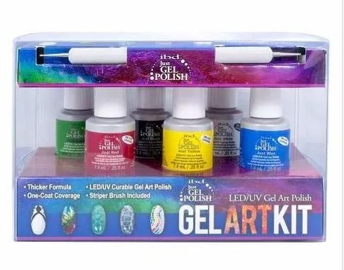 KIT DE IBD GEL ART - comprar online