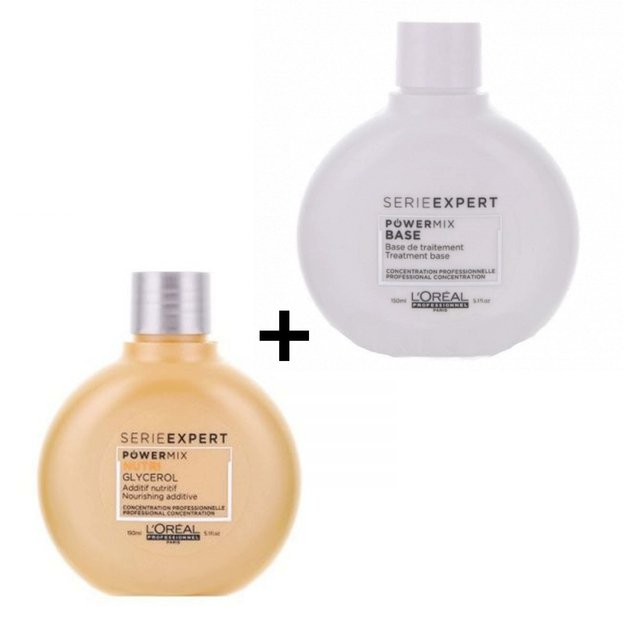 Loreal expert powermix 150 ml + power mix base 150 ml - tienda online