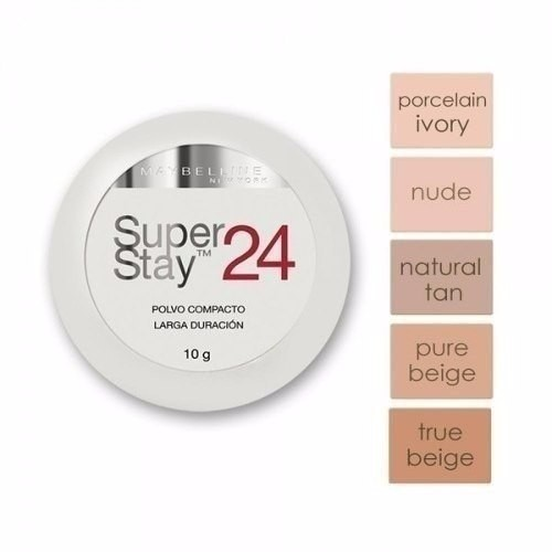 Maybelline Polvo compacto Super Stay 24 hrs - comprar online