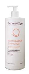 Bonmetique Restaurador 2 minutos 900ml con Keratina